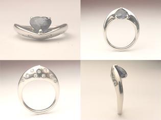 結婚 周年 指輪