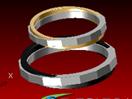 多角形 結婚指輪