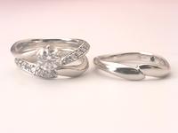 婚約指輪 結婚指輪 オーダー