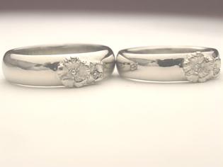 結婚指輪 オーダーメイド デザイン