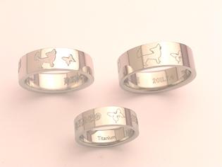 結婚指輪 犬