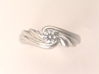 婚約指輪 オーダーメイド デザイン