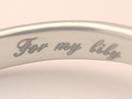 婚約指輪 オーダー