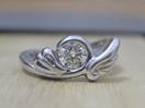 オーダーメイド 結婚指輪 天使