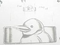ペンギン 指輪 オーダー